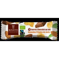 Chocolat au Lait Amandes...